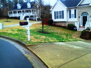 Ugly Lawn Care Acworth