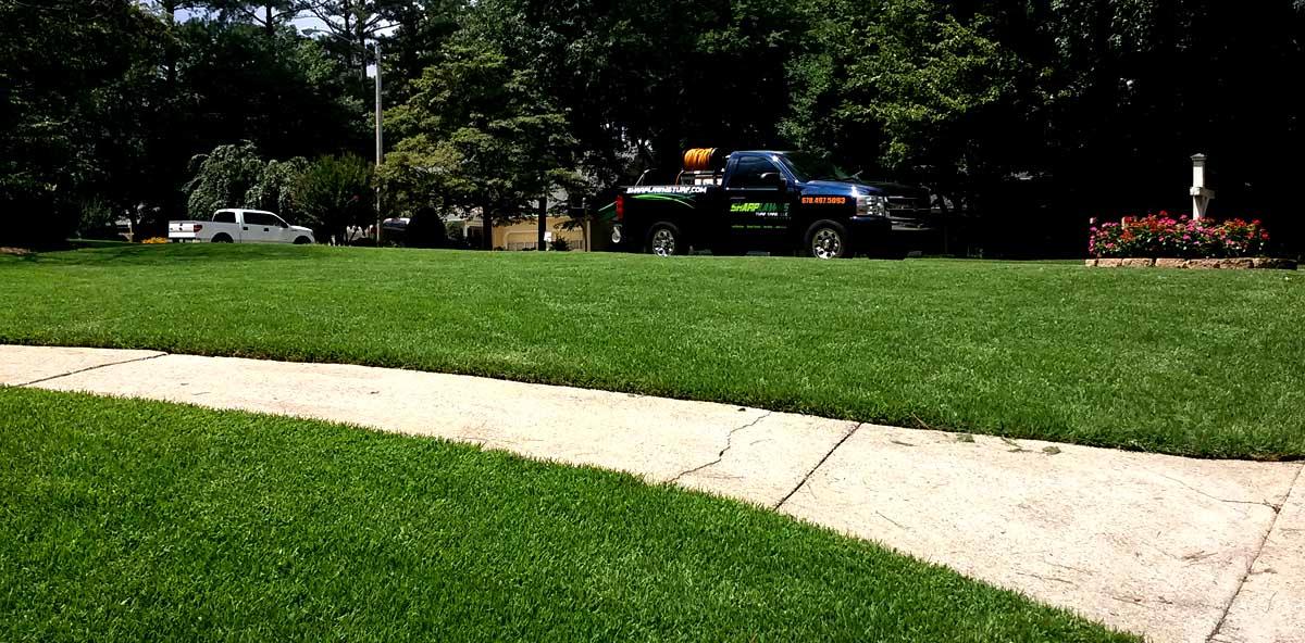 Lawn Care Cartersville Ga