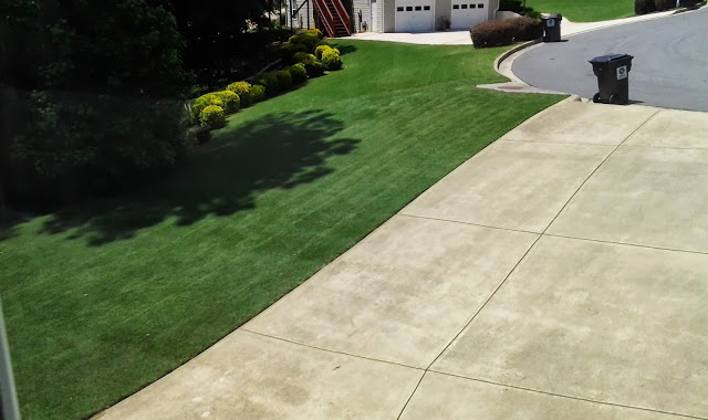 Lawn Care Acworth Ga