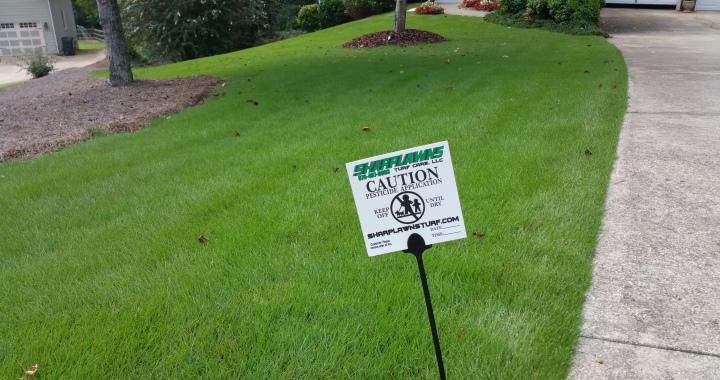 Weed Control Acworth Ga