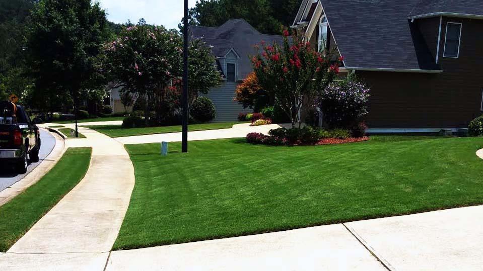 Lawn Care Acworth Ga